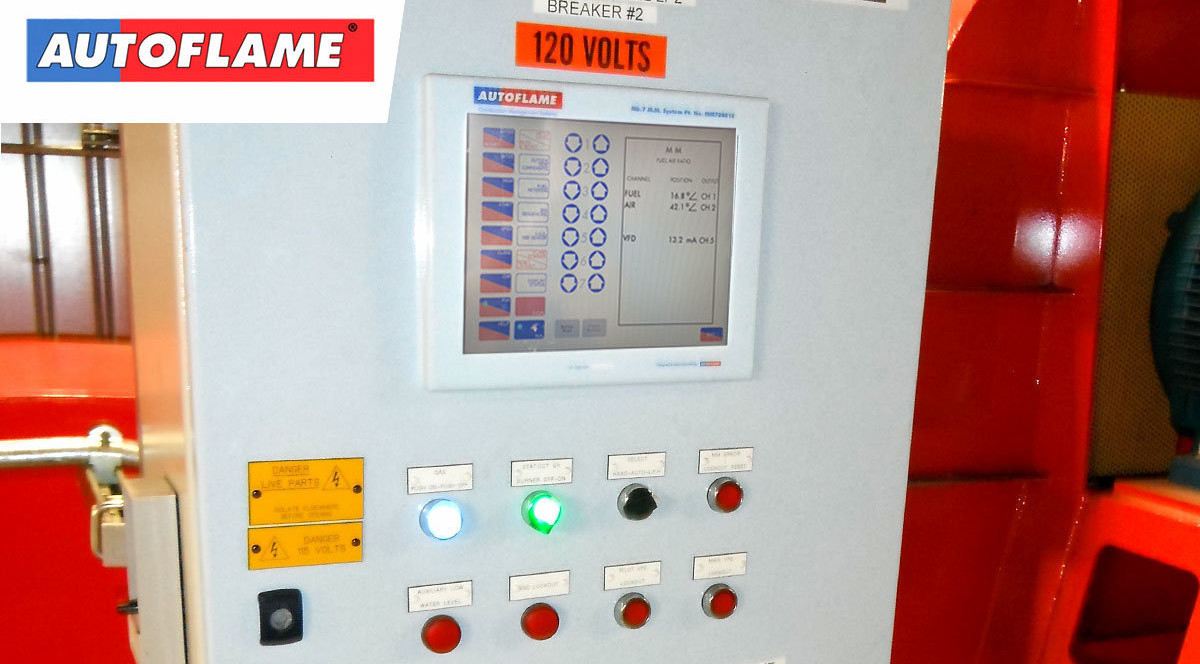 Autoflame Leads The Way in Boiler Combustion Management Controls