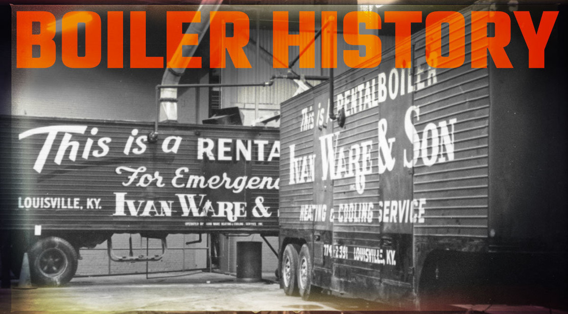 American History of the Boiler: Chapter Three