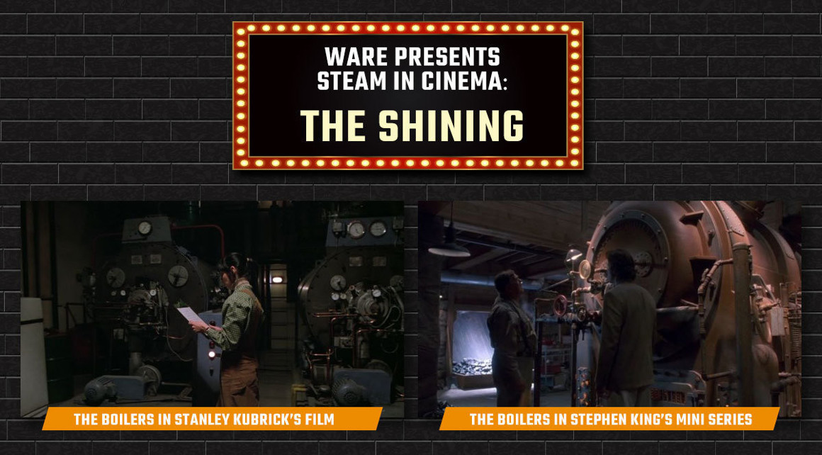 Steam In Cinema: The Shining