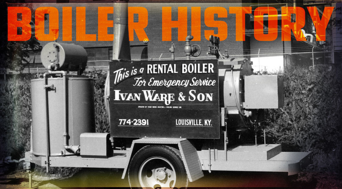 American History of the Boiler: Chapter One