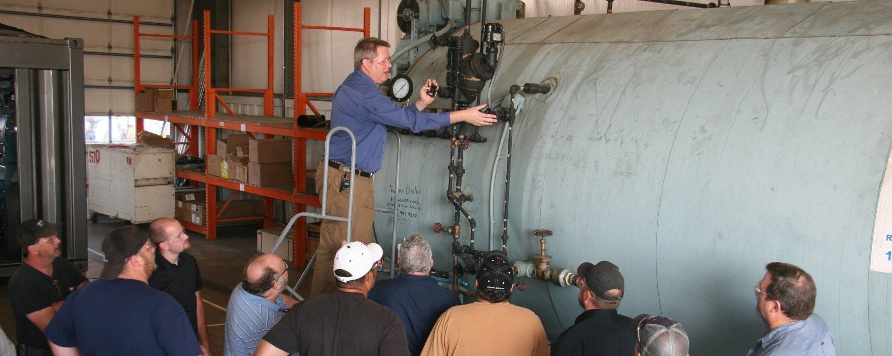 Custom Boiler Training Programs